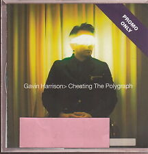 gavin harrison cheating the polygraph cd limited edition