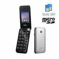 Alcatel 2051D Dual SIM teclas grandes - Usado - (6 meses de garantía)