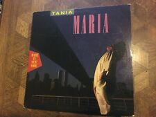 TANIA MARIA - Made in New York ~ MANHATTAN 53000 {orig} w/Anthony Jackson ->NICE