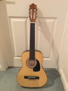 Stretton Payne Model SP34N Short Scale Acoustic Guitar