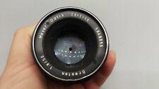 >Zebra Meyer Optik Gorlitz ORESTON f1,8/50mm Lens for Camera EXA,EXAKTA Bayonet!