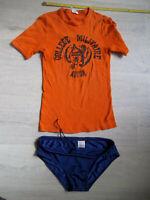 collège militaire d'Autun (t-shirt et maillot de bain) pupille da la nation