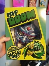 Mf Doom Sapphire Blue Rare Collectible Mask Rhymesayers #73/100 new flawless