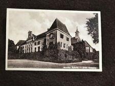 Alte Postkarte Murska Sobota - Grad Szapary