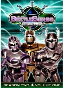Big Bad Beetleborgs Metallix: Season 2, Vol. 1 Wesley Barker DVD 26 action episo