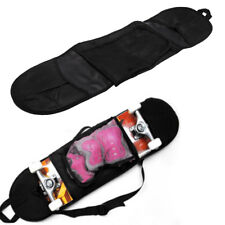 Portable Skateboarding Skateboard Cover Longboard Carrying Backpack Carry Bag yN