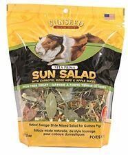 SunSeed Vita Prima Sun Salad Treat for Guinea Pigs 10 oz
