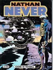"Nathan Never n. 27 ""cuore di tenebra"" ed.Bonelli"