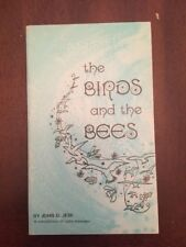 c. 1970 The Birds and the Bees by John D. Jess Chapel of the Air