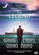 THE LEGEND OF 1900 (DVD R0) Tim Roth, Giuseppe Tornatore, Ennio Morricone
