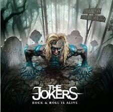 THE JOKERS - ROCK N'ROLL IS ALIVE  CD NEU