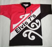 Vintage Rare Elvis 7's Rugby Team Jersey Size S