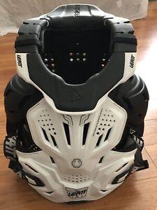 Leatt Fusion 3.0 White L/XL Motocross Enduro Honda KTM Yamaha Husqvarna Kawasa