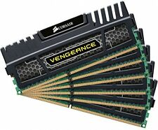 Corsair Vengeance 24 GB (6x4GB) DDR3 1600 MHz CL9 KIT MEMORIA DESKTOP XMP UK POST