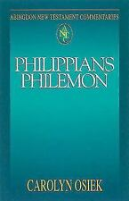 Abingdon New Testament Commentaries: Philippians & Philemon (Paperback or Softba