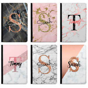 Initials/Name Marble Passport Cover & Luggage Tag  Personalized Passport Holder
