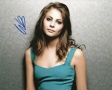 Willa Holland Autographed 8x10 photo with CoA