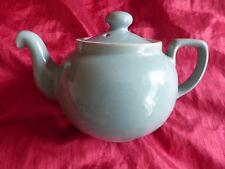 Vintage Denby  Stoneware Manor Green Tea Pot (1.25 Pints)