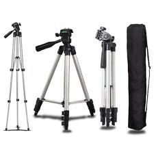 Universal Mini Portable Aluminum Tripod Stand & Bag For Canon Nikon Camera