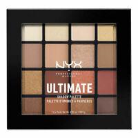 NYX Ultimate Shadow Palette Eye - USP03 - Warm Neutrals