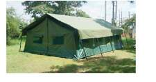 Handmade Army Canvas Tent Waterproof High Quality Outdoor Eco Friendly Fabric