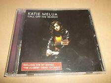 KATIE MELUA - CALL OFF THE SEARCH - CD ALBUM - UK FREEPOST