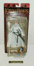 """++ figurine the lord of the rings the two towers """" gandalf the white """" toybiz"""