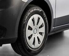 Mercedes Benz Original 4 Radkappen 16 Zoll W 447 V Klasse & Vito Silber/Blau Neu