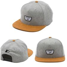 Vans Mini Full Patch Starter Hat Grey NWT