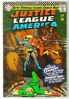 JUSTICE LEAGUE of AMERICA #45 The Shaggy Man! DC Comic Book ~ G/VG