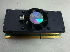Intel Pentium ll SL3D5 400/512/100/2V SLOT1  CPU Processor w/Heatsink & Fan 3Pin