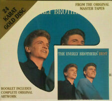 The Everly Brothers - The Everly Brothers' Best  DCC Gold CD (Remastered)