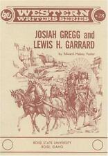 Josiah Gregg and Lewis H. Garrard (Boise State University Western Writers