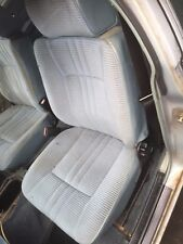 HOLDEN VC FRONT BUCKETS & REAR BACK SEATS ONLY COMMODORE VB VC VH