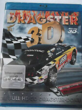 Dragster 3D - Die Full HD 3D Dragster-Doku Blu Ray NEU + OVP