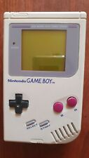 Original Nintendo Game Boy Pocket Handheld Spielkonsole - grau