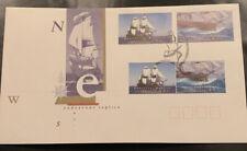 1995 Endeavor Replica Photos Australian Darling Harbour Nsw