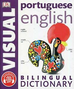 Portugais Anglais Bilingue Dictionnaire Visuel (DK Bilingue Dictionaries) Par DK