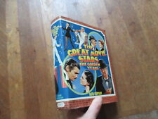 DAVID SHIPMAN the great movie stars golden years + jaquette 1970 photos anglais