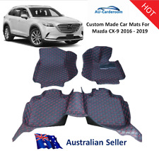Full Surrounded Custom made  Floor Mats/Carpets For New Mazda CX-9 CX9 2016-2019