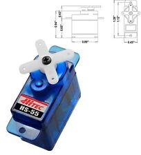 Brand New Hitec Economy Feather Sub Ultra Micro Servo HS-55 Universal #HRC31055S