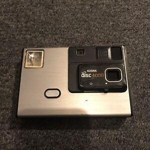 Kodak Disc 4000 Camera By Eastman Kodak Company Vintage Collectable Photography