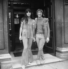 Sonny and Cher Unsigned 8x10 Photo