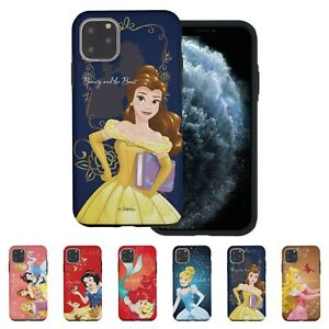 Disney Lovely Princess Bumper Cover for iPhone 13 12 11 Pro Max mini XS XR Case