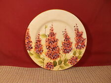 Heritage Mint China Wisteria Pattern Salad Plate 8 1/2""