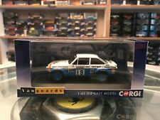 Vanguards Ford Escort Mk2 RS1800 1979 Lombard RAC Rally 1/43 MIB Ltd Ed VA12610
