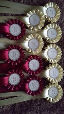 equestrian rosettes dog show poultry x 50