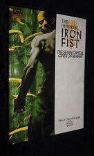 Immortal Iron Fist - Vol-2: Seven Capital Cities of Heaven | B/New HC, 2008 1st