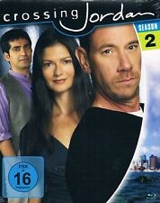 Blu-Ray CROSSING JORDAN TV SERIES SEASON 2 Jill Hennessy Miguel Ferrer Region B