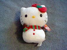 Brand New Ty Beanie Hello Kitty Winter Plush